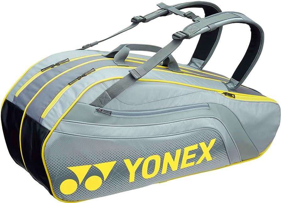 注ぎます無臭手を差し伸べるヨネックス(YONEX) テニス ラケットバッグ6(リュック付) テニスラケット6本用 BAG1812R