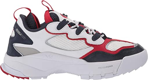 White/Navy/Red/White