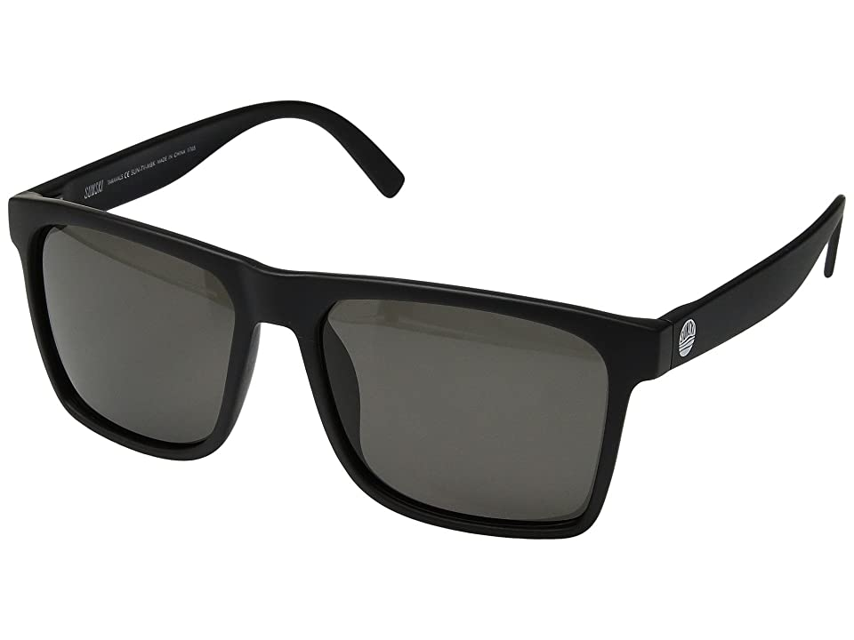 Sunski Taraval (Matte/Black) Sport Sunglasses