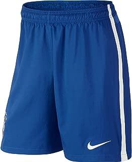 Nike 2014-15 Brazil Home Shorts (Blue)