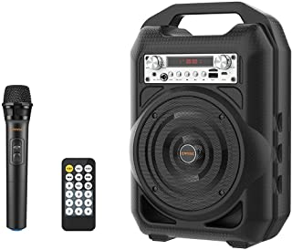 PA System with Wireless Microphone – EARISE T35