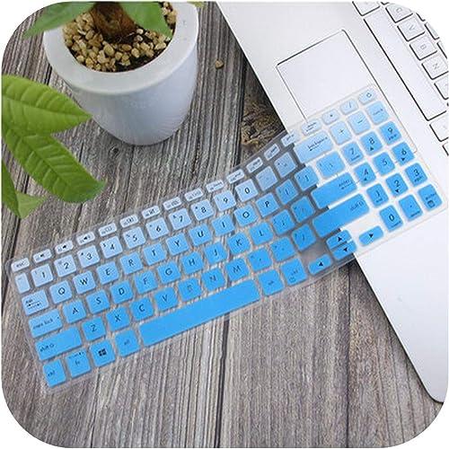 TOIT Tastaturhulle 15 6 Zoll fur Asus Vivobook 15 X512Fl X512Uf X512Ua X512Fa X512Da X512Ub F512 F512U F512Da X512 Y5000U Gradualblue