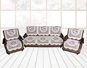 Souxe Net Fabric Sofa Cover 10 Pieces Set