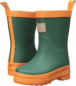 Matte Finish Rain Boots (Toddler/Little Kid)