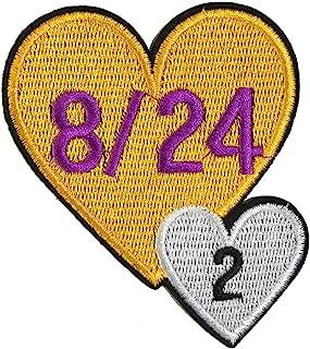 Memorial Kobe and Gigi, Their Jersey Number 8/24