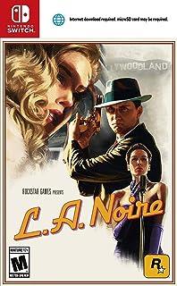 L.A. Noire (輸入版:北米) - Switch