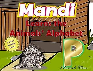 Mandi Learns the Animals' Alphabet: A Close Reading Series