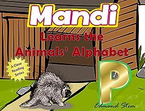 Mandi Learns the Animals' Alphabet: A Close Reading Series (English Edition)