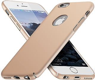 8fd1ee7d311 Funda iPhone 6/6s, Gudior Plástico duro (PC) Ultra Slim Anti-