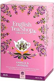 English Tea Shop Organic Chamomile Lavender, 20g