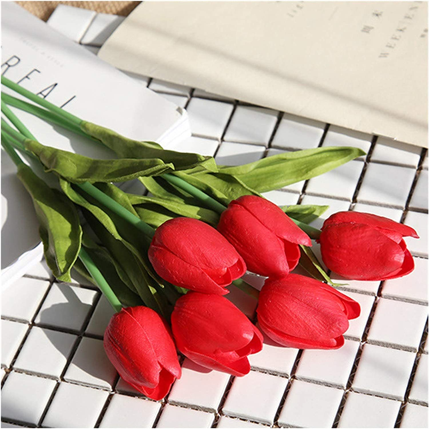 YSHSPED Artificial Flowers Mail order Fake T Clearance SALE! Limited time! Flower Bouquet Real