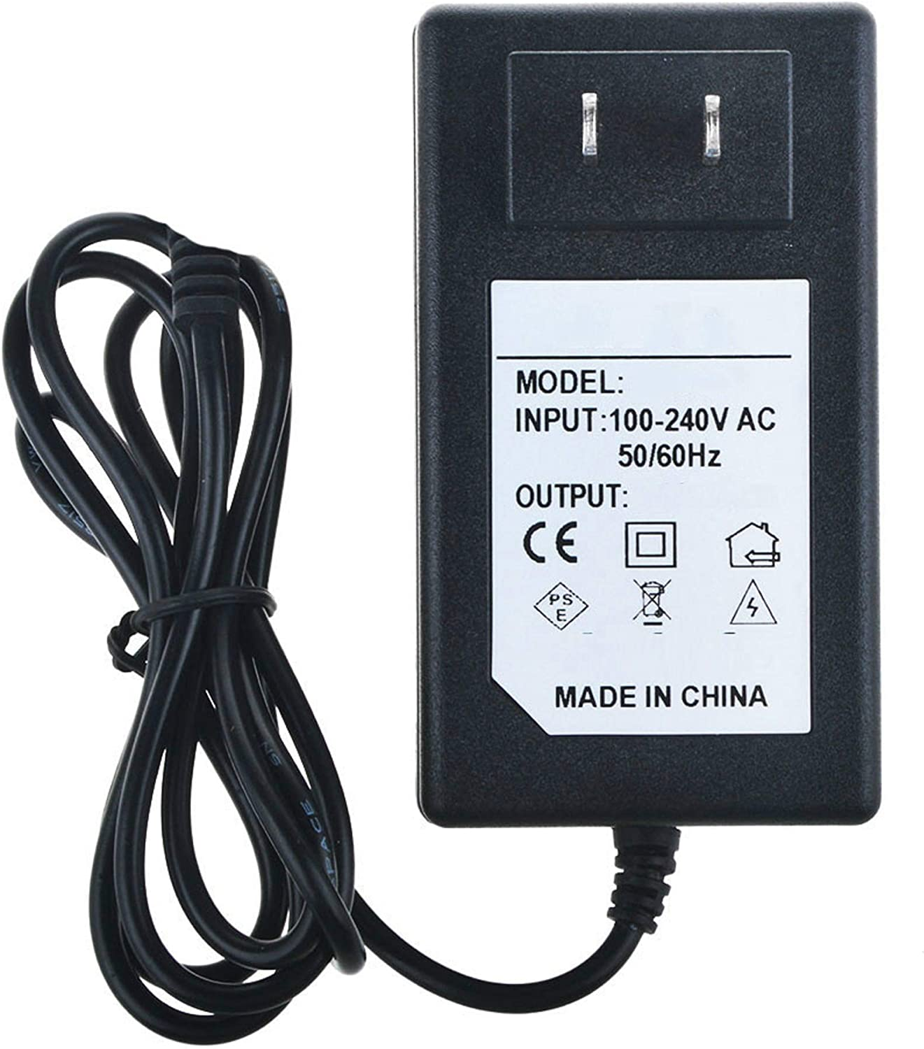 Digipartspower AC Adapter for Canon Imageformula DR-C125 DR-C125W Document Scanner Power Supply