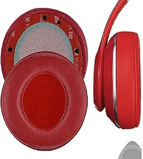 GEEKRIA öronkuddar ersättning för Beats by Dr. Dre Studio 2.0 (2nd Gen Bluetooth) hörlurar örondyna/öronproppar/öronkåpa/ö...