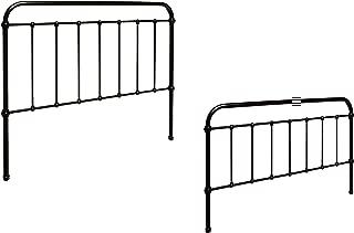Coaster Livingston Metal Bed, Queen, Dark Bronze