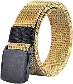 HuoGuo Mens Belts Luxury Branded Leather Belt Men Famous Belt For Man Designer Belts With Vintage Style For Jeans 3.5 Cm Wide