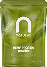 Naturya Organic Hemp Protein Powder 300g Estimated Price : £ 8,95