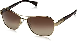 Ralph Lauren Ralph by Damen 0Ra5220 1377T5 57 Sonnenbrille