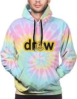 Ju-Stin Bi-Eber Drew House 3D Graphic Printed Hoodies for Men,Women, Unisex Pullover Hooded Sweatshirts