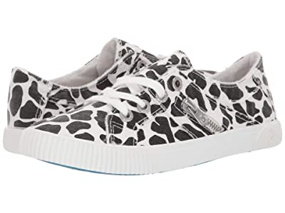 Blowfish Fruit (Off-White Milkshake Print Canvas) Women