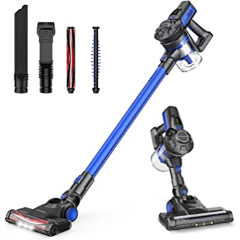 WOWGO Cordless Vacuum Cleaner Rechargeable Handheld Stick