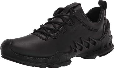 ECCO womens Biom Aex Luxe Hydromax Water-resistant Sneaker, Black, 4-4.5 US