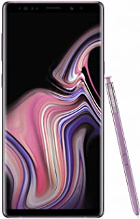 Samsung Galaxy Note 9 SM-N960F Akıllı Telefon, 512 GB, Lavanta Moru (Samsung Türkiye Garantili)