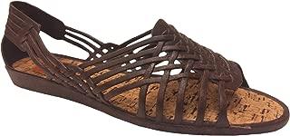Julia Women's Sandal, Huarache-Style, Comfortable, Waterproof, Washable, Lightweight, Summer Sandals