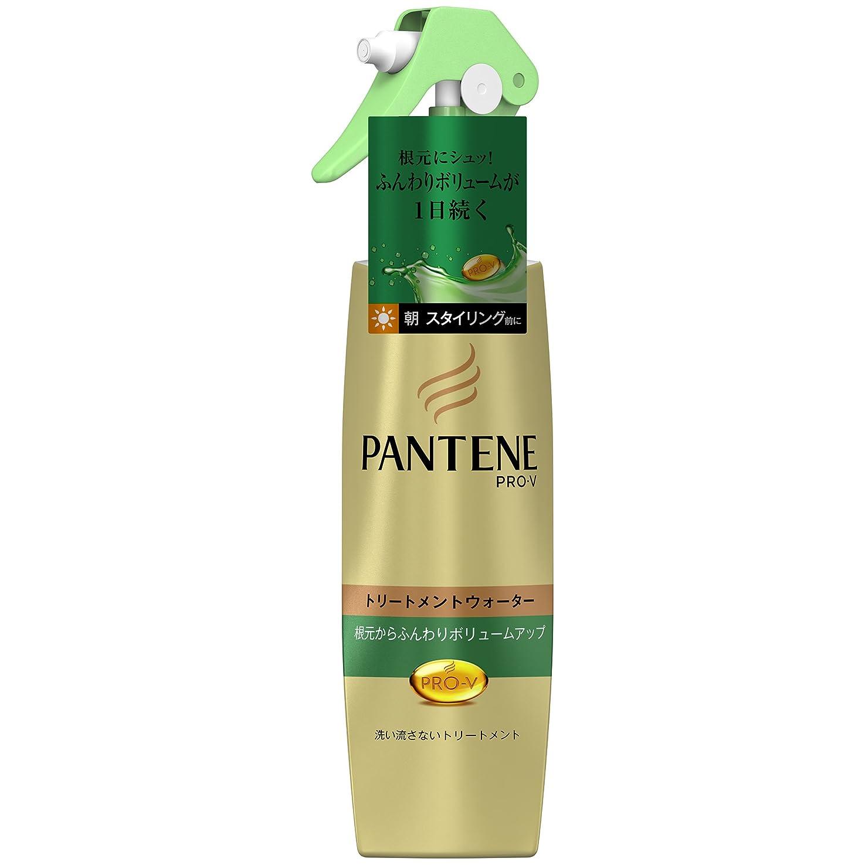 切り刻む症候群牧師パンテーン 洗い流さないトリートメント トリートメントウォーター ボリュームのない髪用 200ml