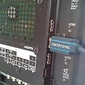 Clicktronic Casual Displayport Kabel Audio Computer Zubehör