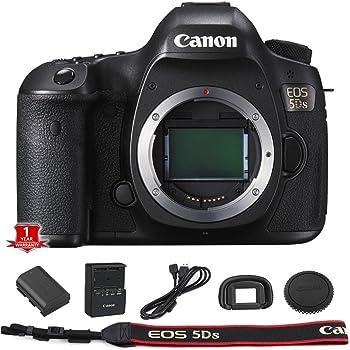 Canon EOS 5DS Digital SLR (Body Only) International Version (Base)