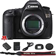 Canon EOS 5DS Digital SLR (Body Only) International Version (Base)