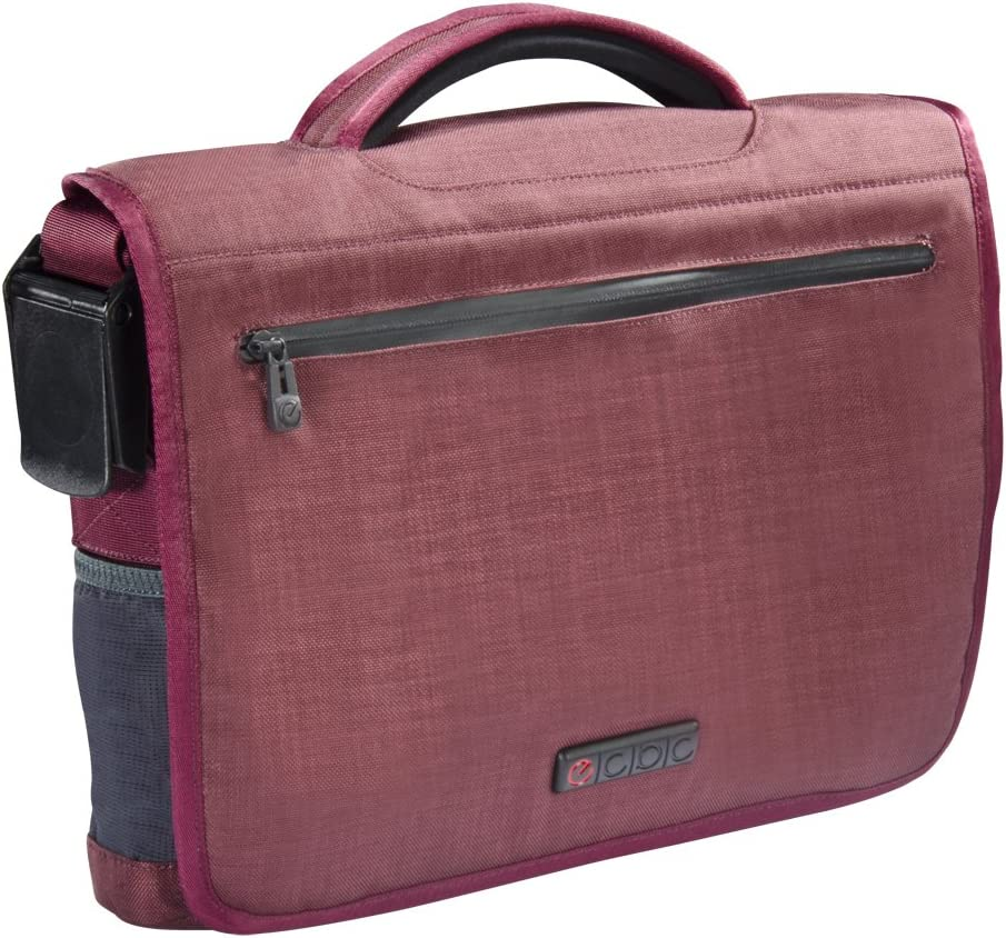 ECBC New popularity Poseidon Messenger Bag Berry for High quality new 13-Inch Laptop