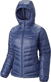 Women's Gold 650 TurboDown Radial Down Hooded Jacket