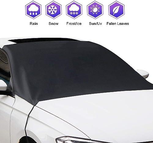 Gran Parabrisas Frost cubierta Protector Para 5 Puertas Toyota Rav4 Parabrisas cubierta