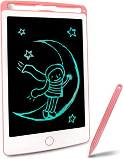 Richgv LCD Writing Tablet with Stylus, 8.5 Inch Digital Ewriter Electronic Graphic Drawing Tablet Erasable Portable Doodle...