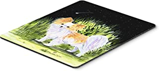 Caroline's Treasures SS8516MP Starry Night Chihuahua Mouse Pad, Hot Pad or Trivet, Large, Multicolor