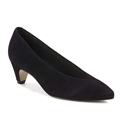 Walking Cradles Bristol (Black Suede) Women