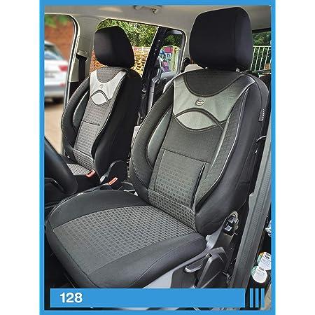 Maß Sitzbezüge Kompatibel Mit Mercedes Vito Viano W639 Fahrer Beifahrer Farbnummer G102 Baby