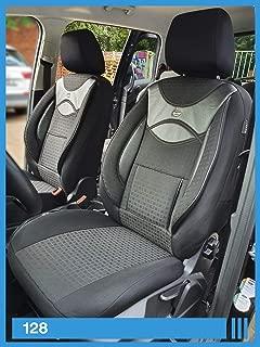 Opel Signum Maß Schonbezüge Sitzbezug Sitzbezüge Fahrer /& Beifahrer 128