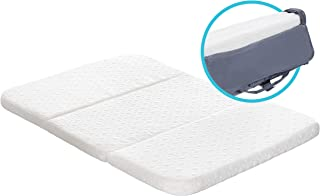 Milliard Tri-Fold Pack N' Play Mattress Topper