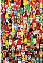 JLHBM Crazy Beer Jigsaw Puzzle - 99 Bottles of Beer on The Wall - 520/1000/1500 Piece Puzzles-Every Piece is Unique, Pieces Fit Together Perfectly (Size : 1000pcs)