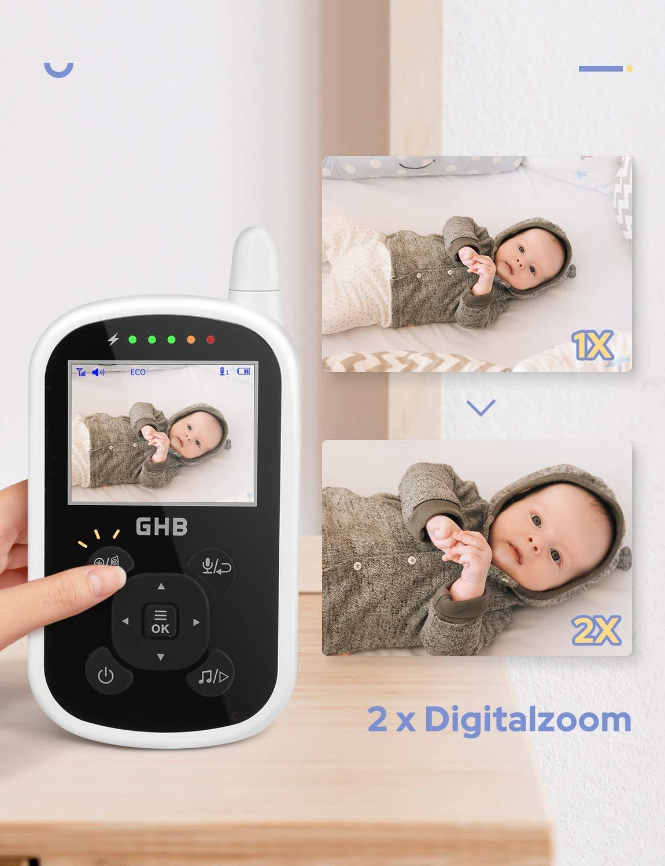 sumicorp.com Sicherheitsausrstung Baby GHB Baby Monitor Babyphone ...