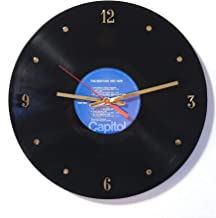 The Beatles Vinyl Record Clock (The Beatles 1967-1970) Capitol Records. 12