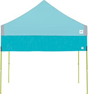 E-Z UP Recreational Half Wall – Splash - Fits Straight Leg 10' E-Z UP Instant Shelters