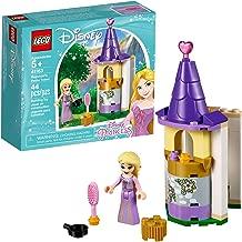 LEGO Disney Princess Rapunzel's Petite Tower Building Blocks for Girls (44 Pcs)41163