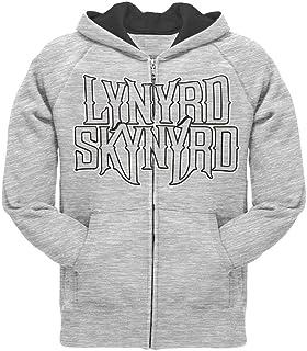 Old Glory Lynyrd Skynyrd - Mens Southern Soul Zip Hoodie