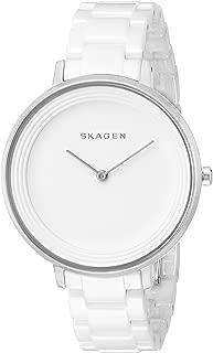 Skagen Women's SKW2300 Ditte White Link Watch