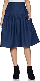 8f6362814593 Denim Women's Skirts: Buy Denim Women's Skirts online at best prices ...