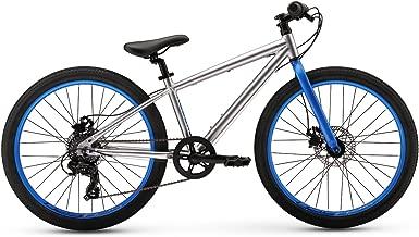 Raleigh Bikes Redux 24 Kid's Urban Assault Bike, 24