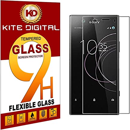 Kite Digital Sony Xperia R1 Plus Premium Tempered Glass Screen Protector Slim 9H Hardness 2.5D